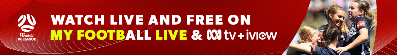 Watch W-League Live and Free