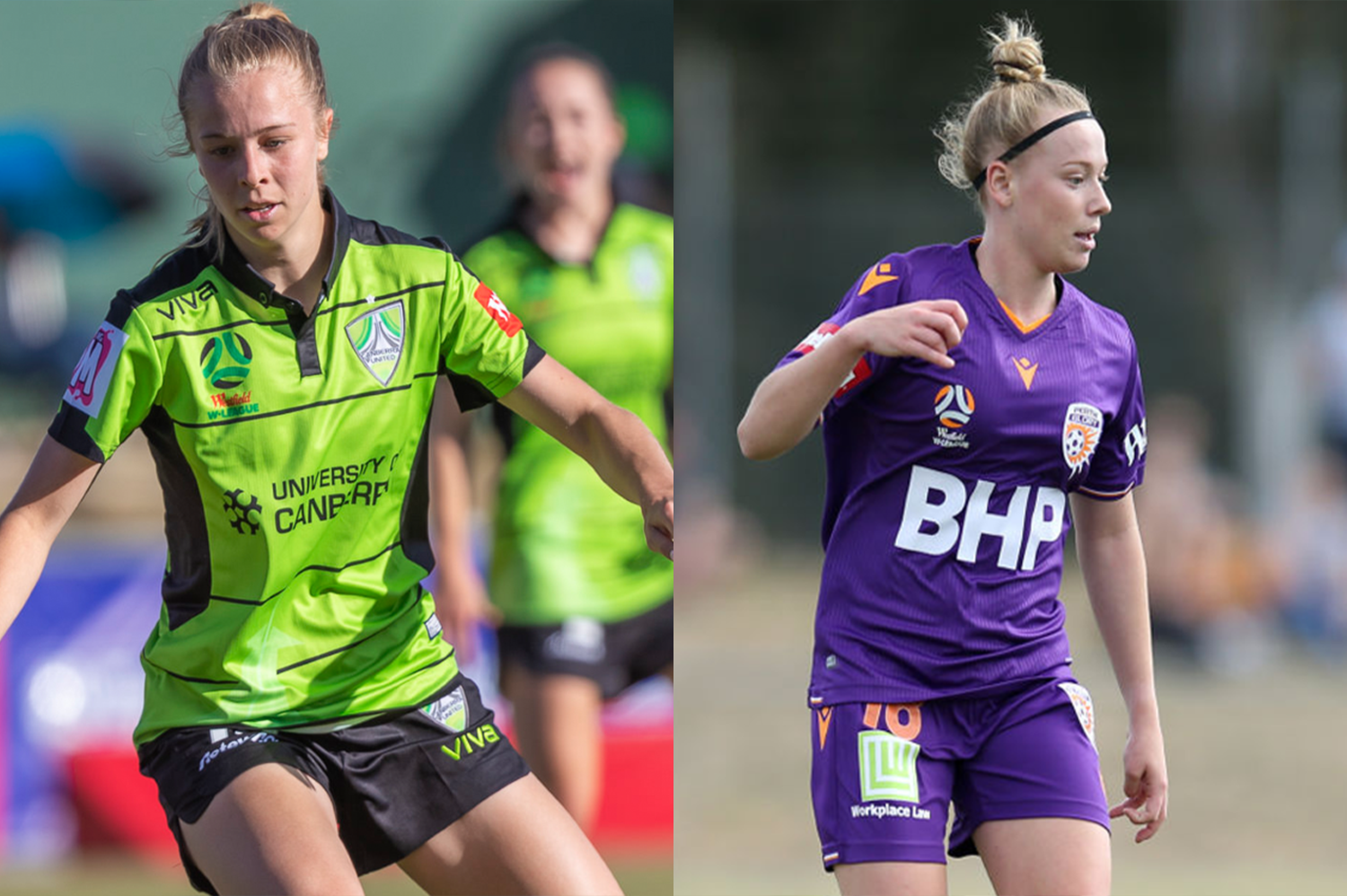 Crofts and Foletta join Canberra United squad