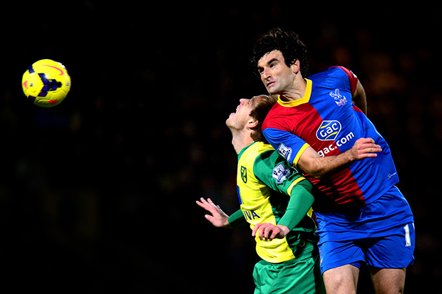 Jedinak commits to Crystal Palace