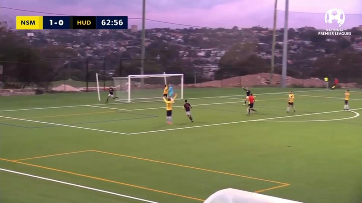 NPL 2 NSW Round 17 - North Shore Mariners vs Hills United Highlights