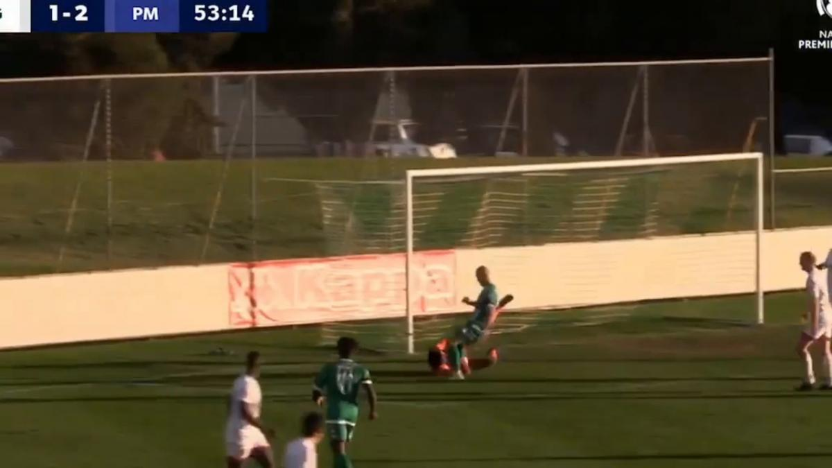 NPL VIC Round 18 - Green Gully vs Port Melbourne Sharks Highlights