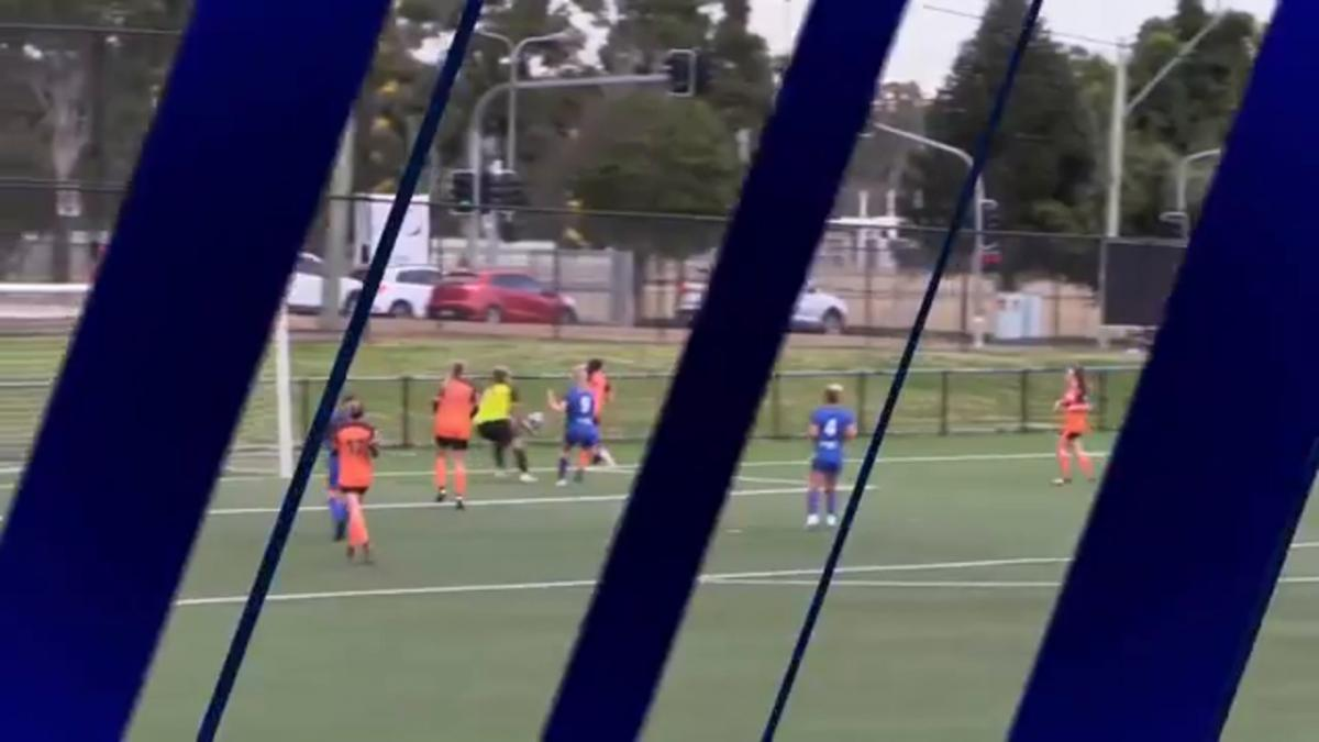 NPLW NSW Round 16 - Blacktown Spartans vs Emerging Jets Highlights