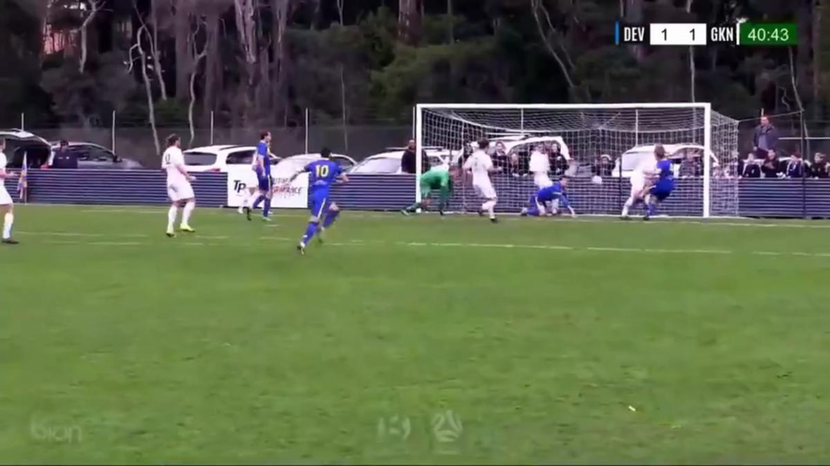 NPL TAS Round 23 - Devonport Strikers vs Glenorchy Knights Highlights