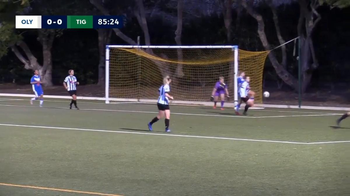 NPLW NSW Preliminary Final - Sydney Olympic vs Northern Tigers Highlights