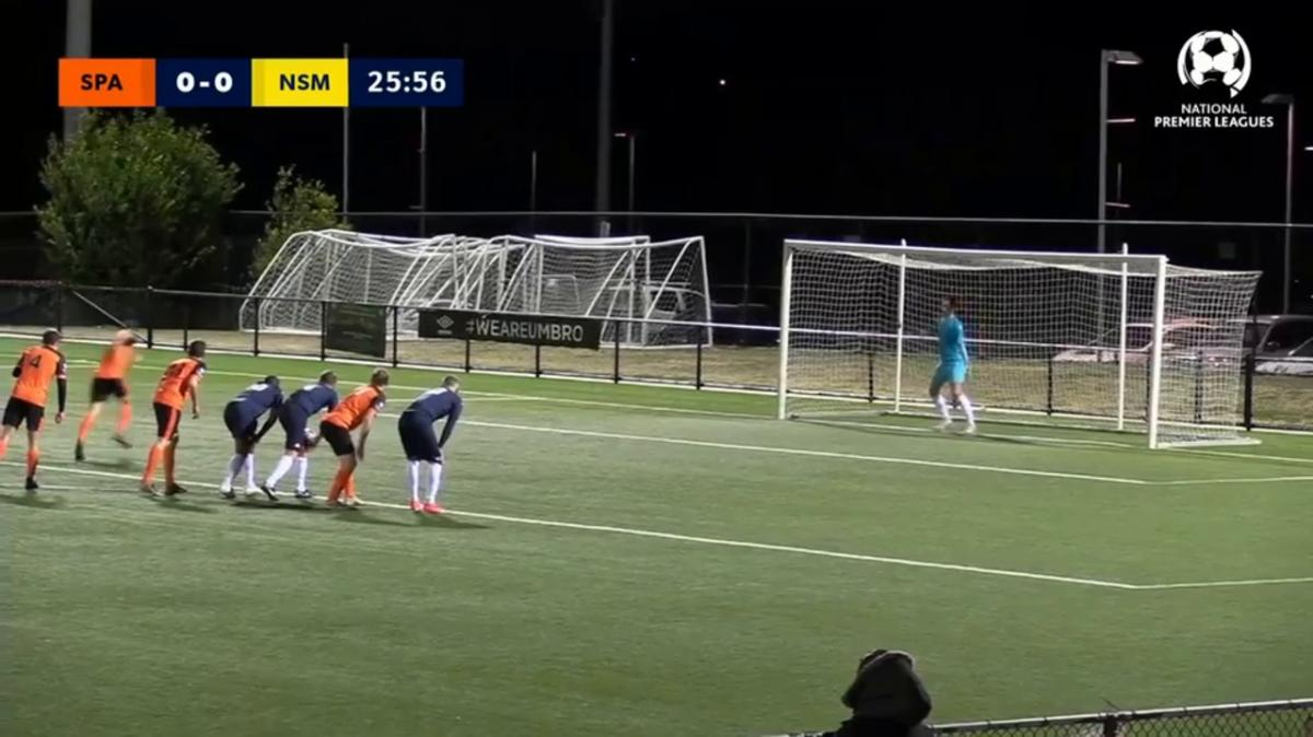 NPL2 NSW Round 24 - Blacktown Spartans vs North Shore Mariners Highlights