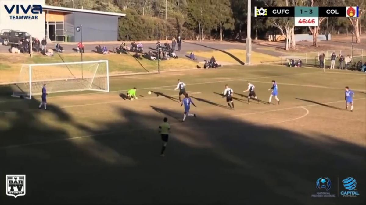NPL CF Round 11 - Gungahlin United vs Canberra Olympic Highlights