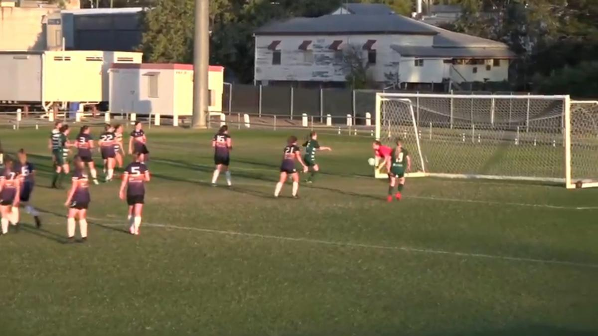 NPLW QLD Round 18 – Western Pride vs The Gap FC Highlights