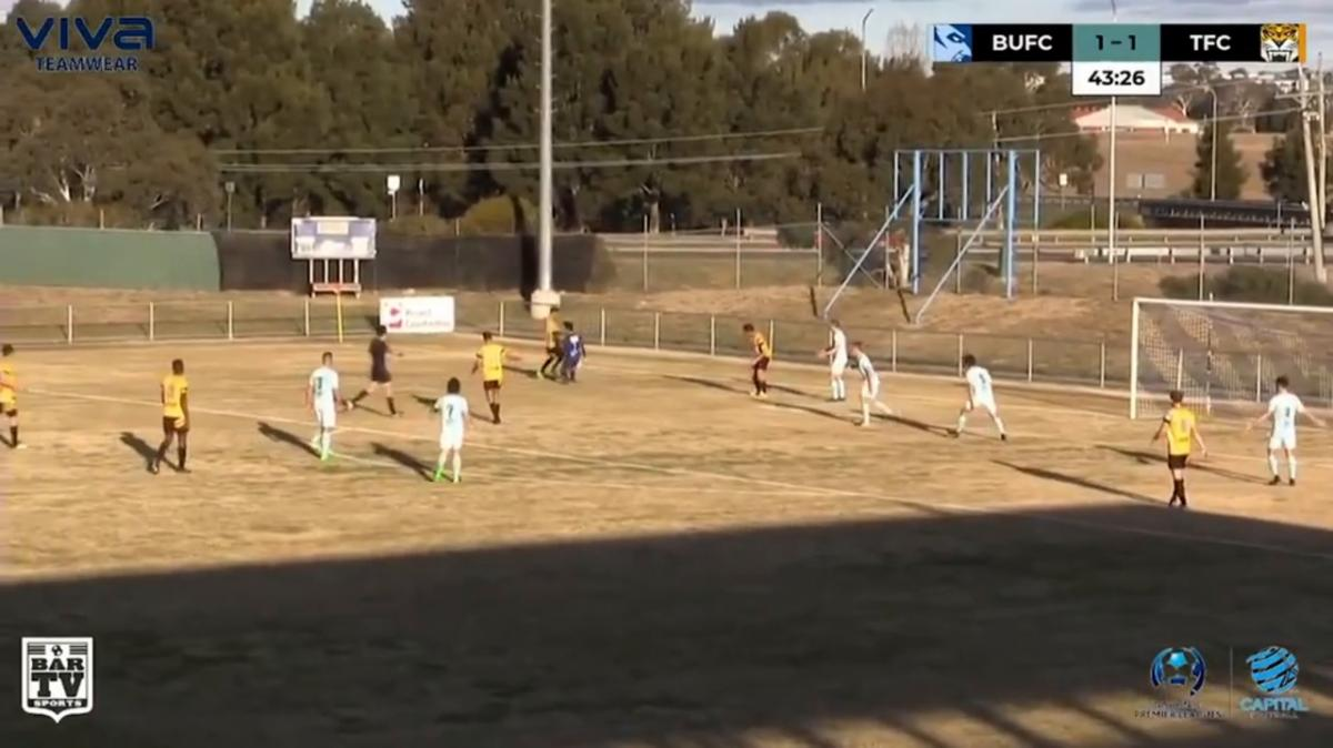 NPL CF Round 12 - Belconnen United vs Tigers FC Highlights