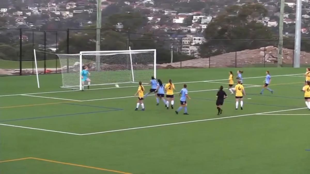 NPLW NSW Round 18 - North Shore Mariners vs FNSW Institute Highlights
