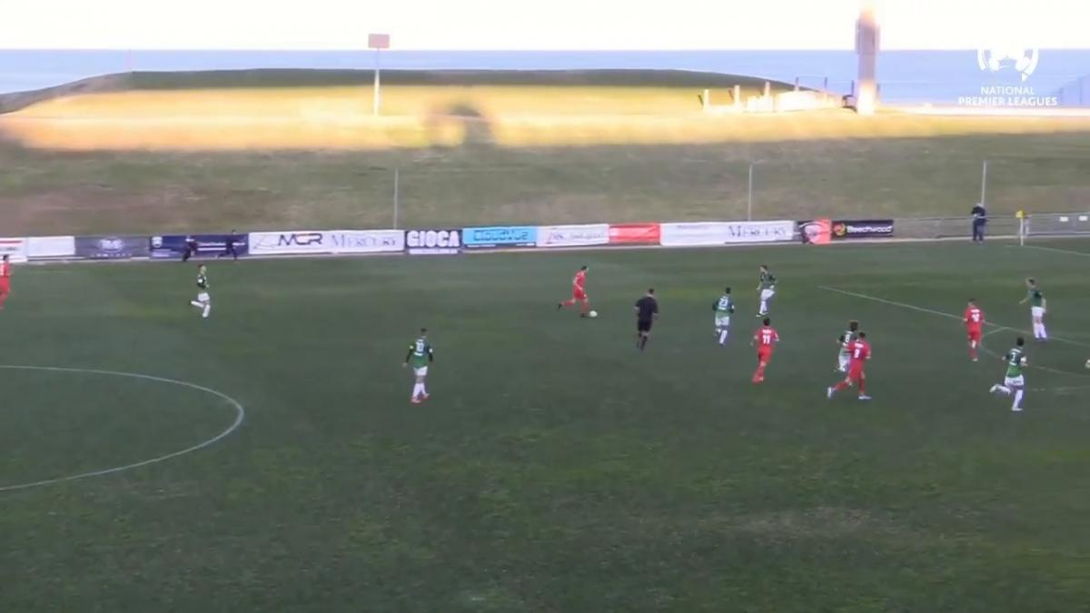 NPL NSW Round 22 - Wollongong Wolves vs Marconi Stallions Highlights