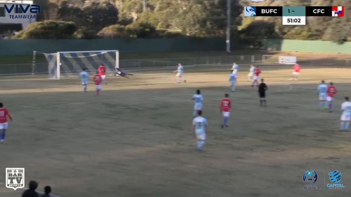 NPL CF Round 13 - Belconnen United vs Canberra FC Highlights