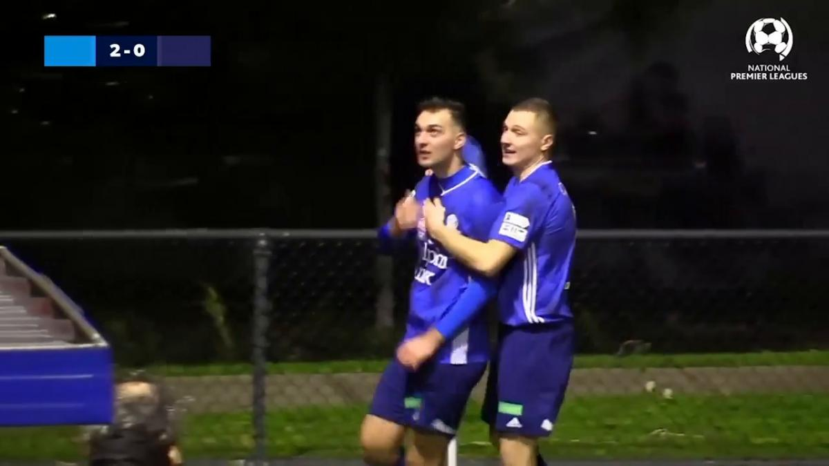 NPL VIC Round 21 - Oakleigh Cannons vs Dandenong City Highlights