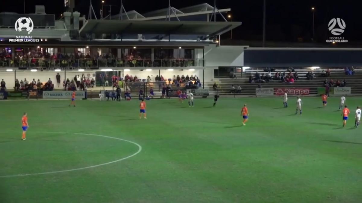 NPL QLD Round 24 – Lions FC vs Gold Coast Knights Highlights