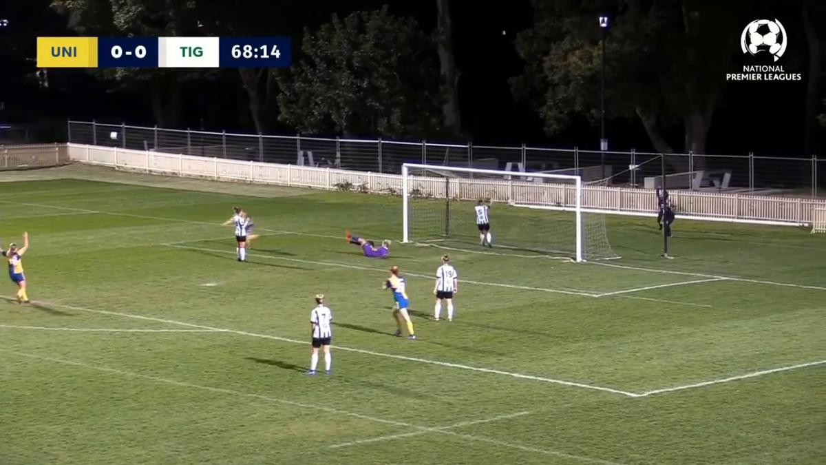 NPLW NSW Round 19 - Sydney University v Northern Tigers Highlights