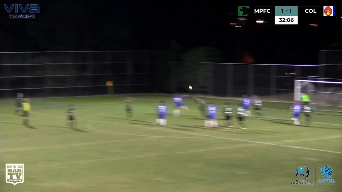 NPL CF Round 14 - Monaro Panthers vs Canberra Olympic Highlights
