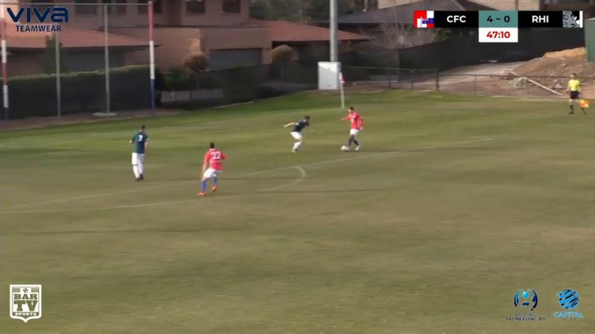 NPL CF Round 15 - Canberra FC vs Riverina Rhinos Highlights