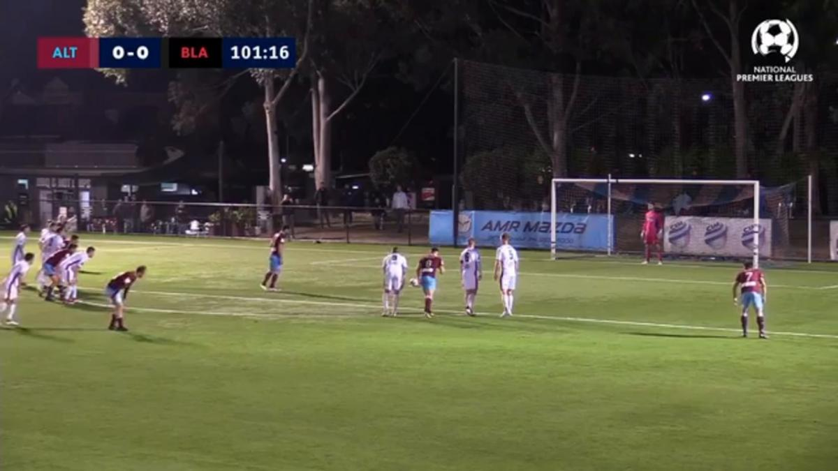 NPL NSW Semi Final - APIA Leichhardt Tigers vs Blacktown City Highlights