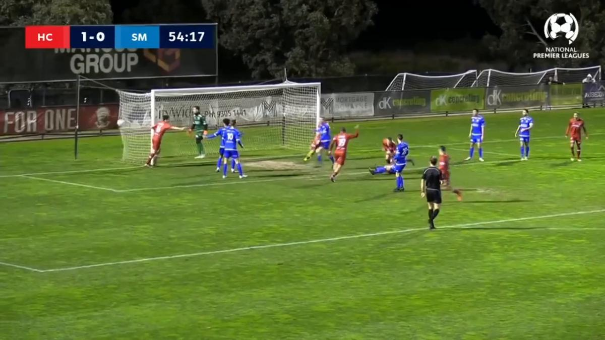 NPL VIC Round 22 - Hume City vs South Melbourne FC Highlights