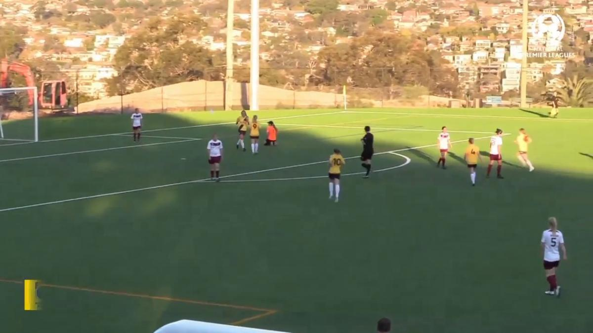 NPLW NSW Round 20 - North Shore Mariners vs Macarthur Rams Highlights