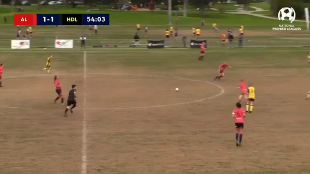 NPLW VIC Round 23 - Alamein FC vs Heidelberg United Highlights
