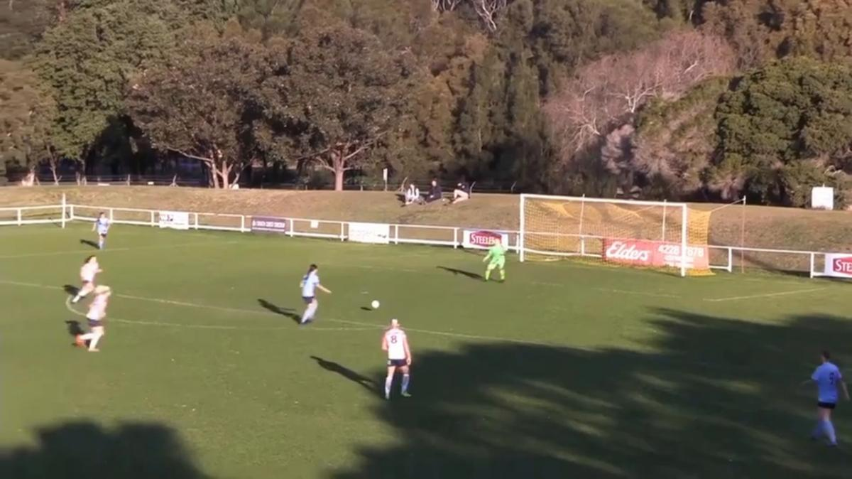 NPLW NSW Round 21 - Illawarra Stingrays vs FNSW Institute Highlights