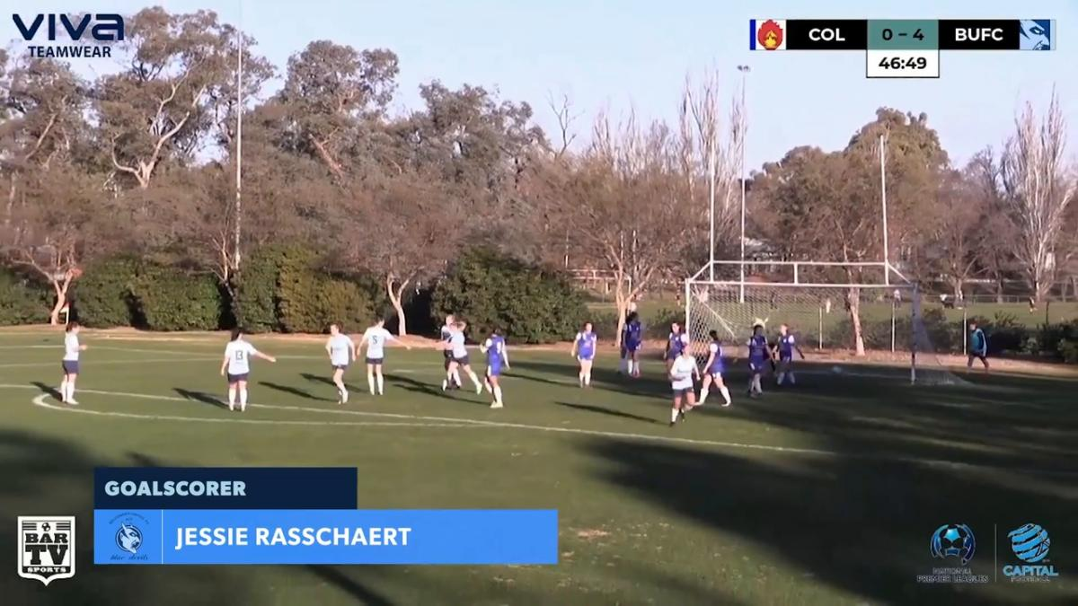 NPLW CF Round 15 - Canberra Olympic vs Belconnen United Highlights