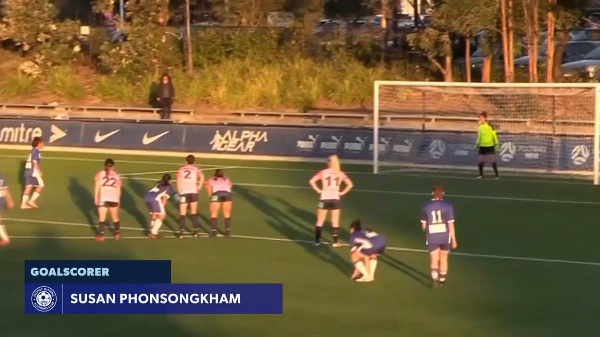 NPLW NSW Minor Semi Final - Sydney Olympic v Illawarra Stingrays Highlights