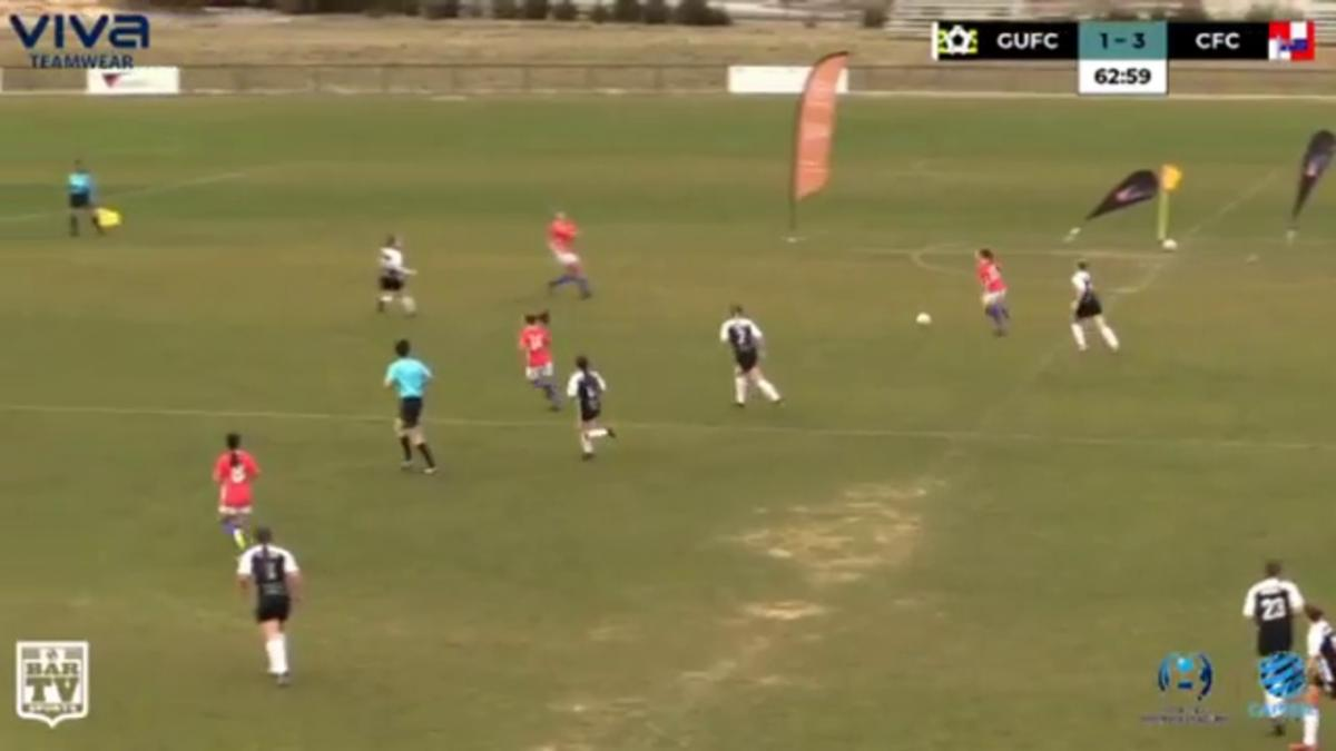 NPLW CF Round 18 - Gungahlin United vs Canberra FC Highlights