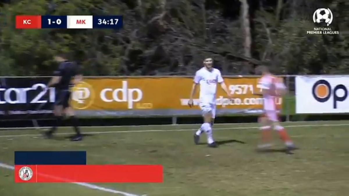 NPL VIC Round 24 - Kingston City vs Melbourne Knights Highlights