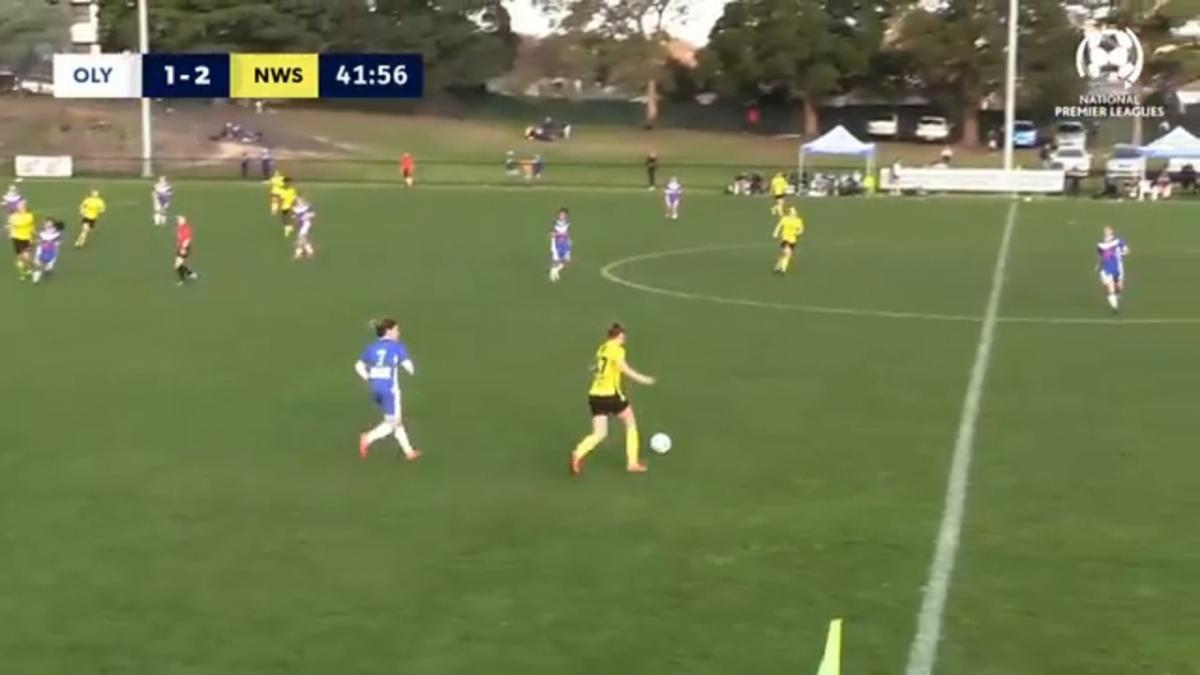 NPLW NSW Round 22 - Sydney Olympic vs NWS Koalas Highlights