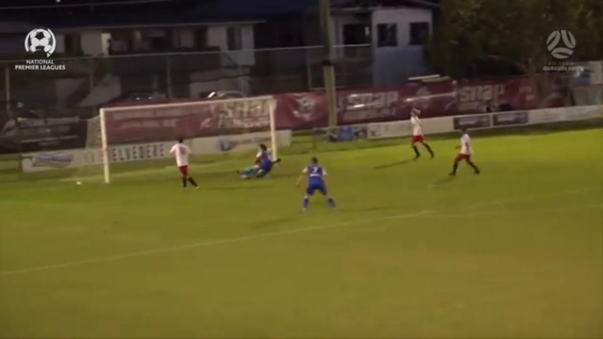 NPL QLD Round 26 – Peninsula Power vs Redlands United Highlights