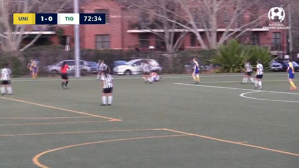 NPLW NSW Major Semi Final - Sydney University SFC vs Northern Tigers Highlights