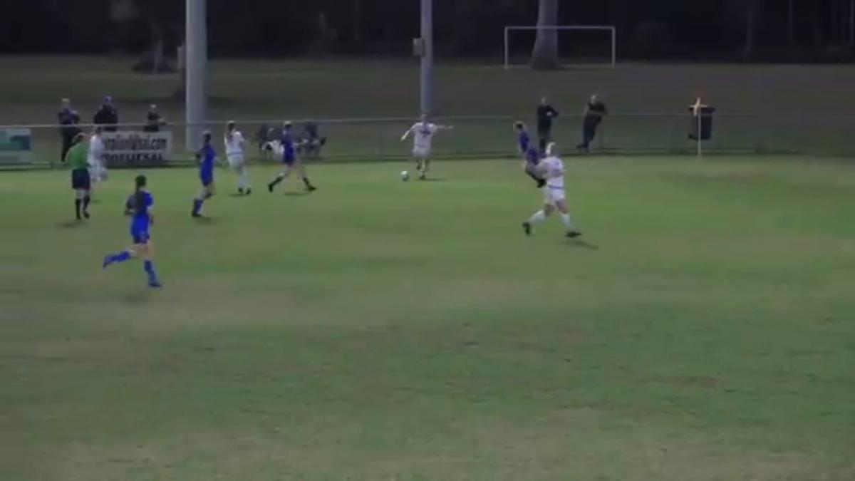 NPLW QLD Round 25 – Capalaba FC vs Lions FC Highlights