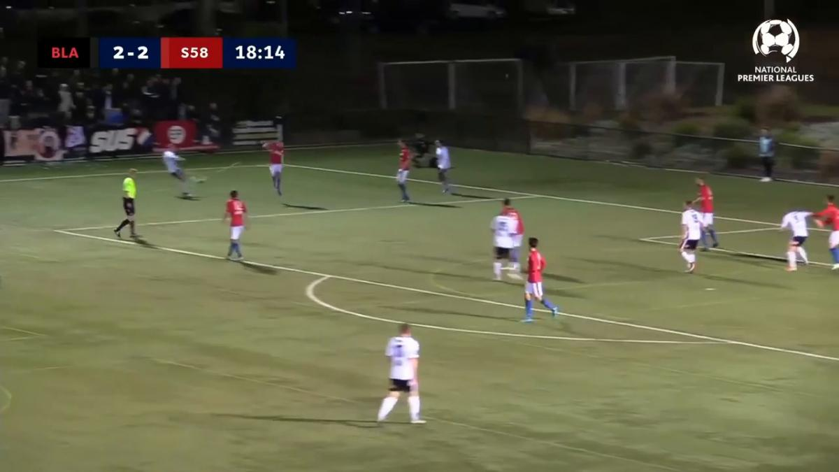 NPL NSW Semi Final - Blacktown City vs Sydney United 58 Highlights