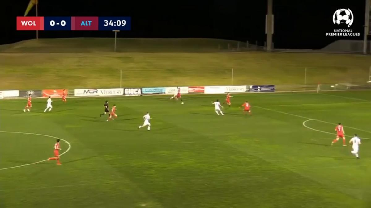 NPL NSW Semi Final - Wollongong Wolves vs APIA Leichhardt Tigers Highlights