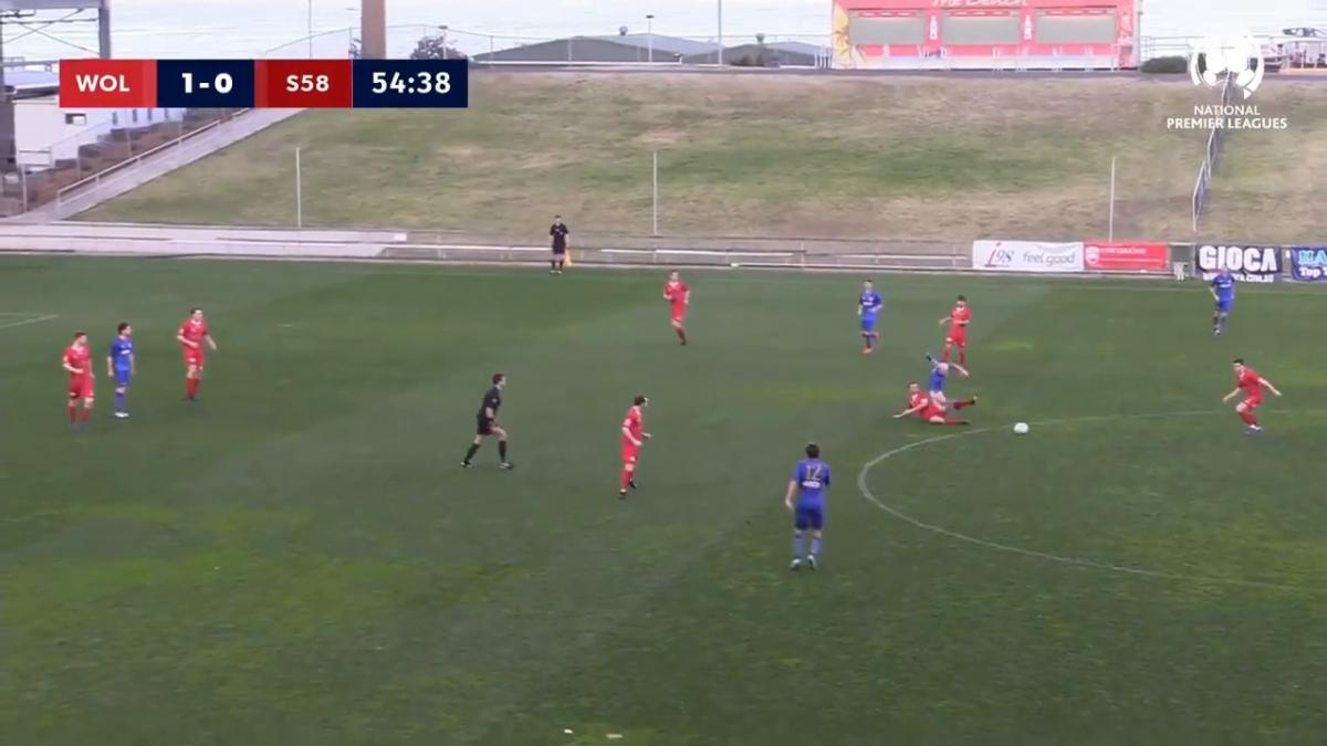 NPL NSW Preliminary Final - Wollongong Wolves vs Sydney United 58 Highlights