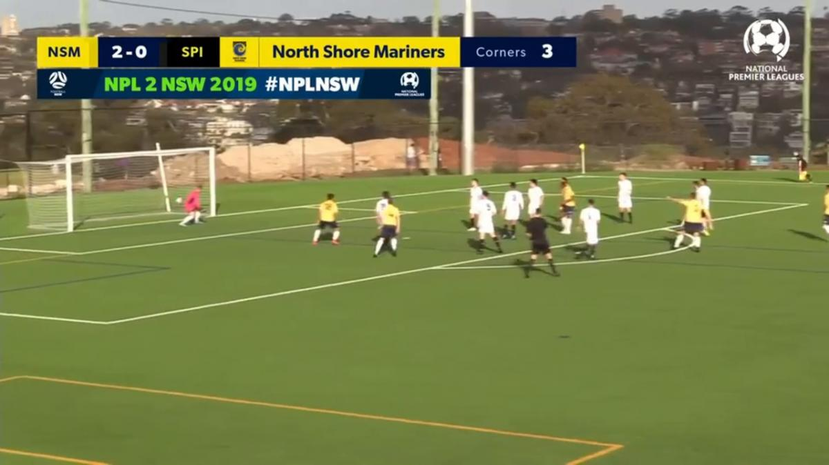 NPL2 NSW Round 26 - North Shore Mariners v GHFA Spirit Highlights