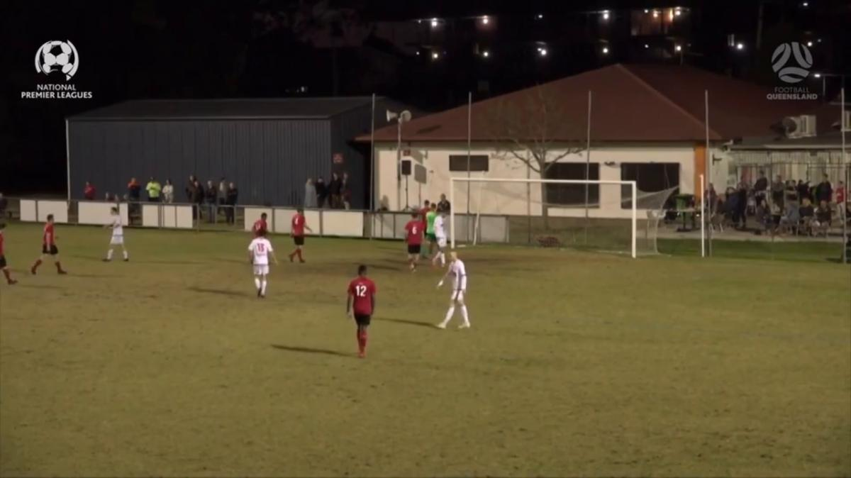 NPL QLD Round 29 - Redlands United vs Lions FC Highlights