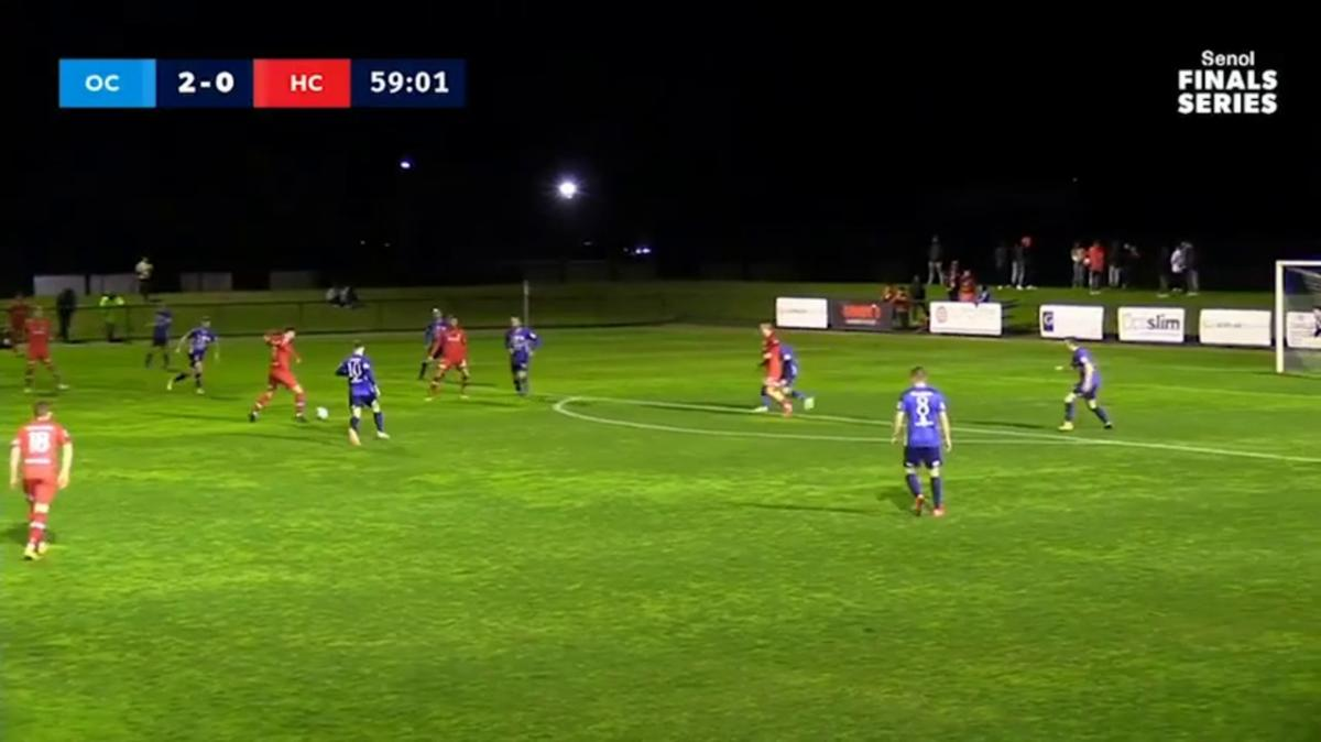 NPL VIC Elimination Final -  Oakleigh Cannons vs Hume City Highlights