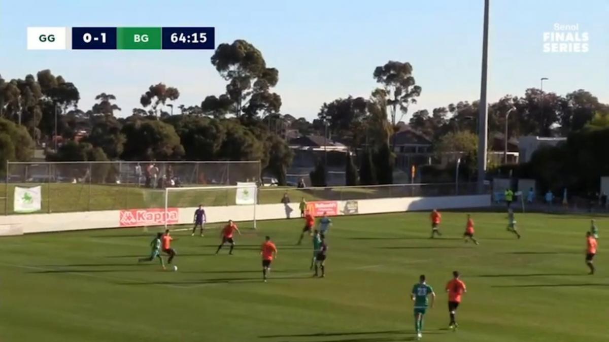NPLVIC Elimination Final -  Green Gully SC vs Bentleigh Greens Highlights