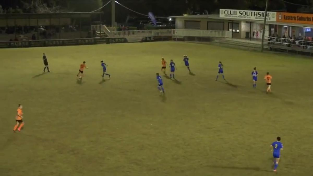 NPLW QLD Round 26 - Eastern Suburbs FC vs Capalaba FC Highlights