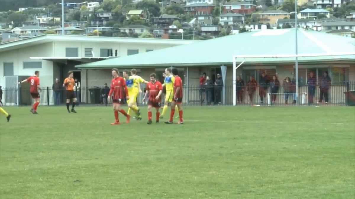 NPL TAS Round 26 - Clarence United vs Devonport City Highlights