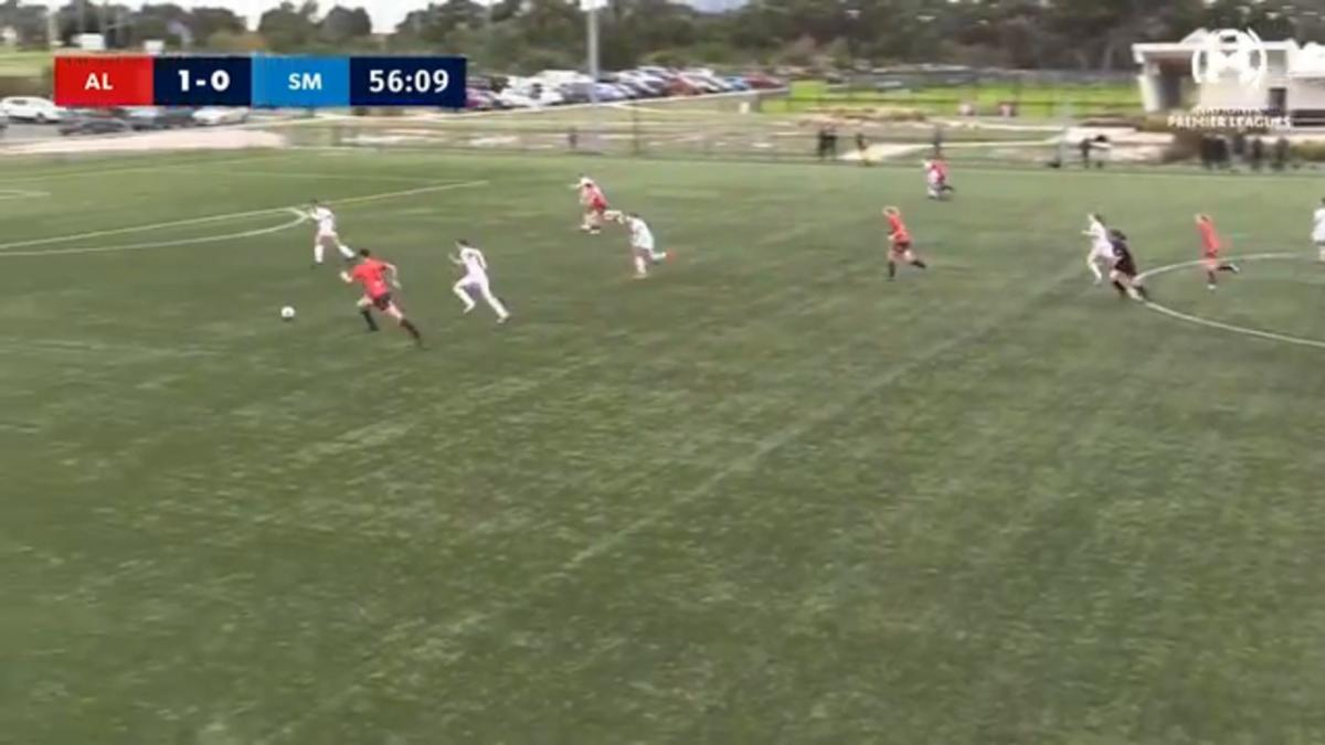 NPLW VIC Round 10 - Alamein FC vs South Melbourne FC Highlights