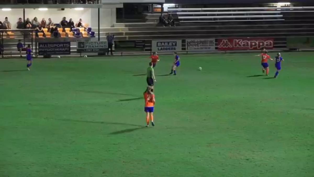NPLW QLD Round 12 - Lions FC vs Capalaba FC Highlights