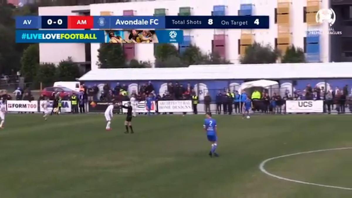 NPL VIC Round 11 - Avondale FC vs Altona Magic Highlights