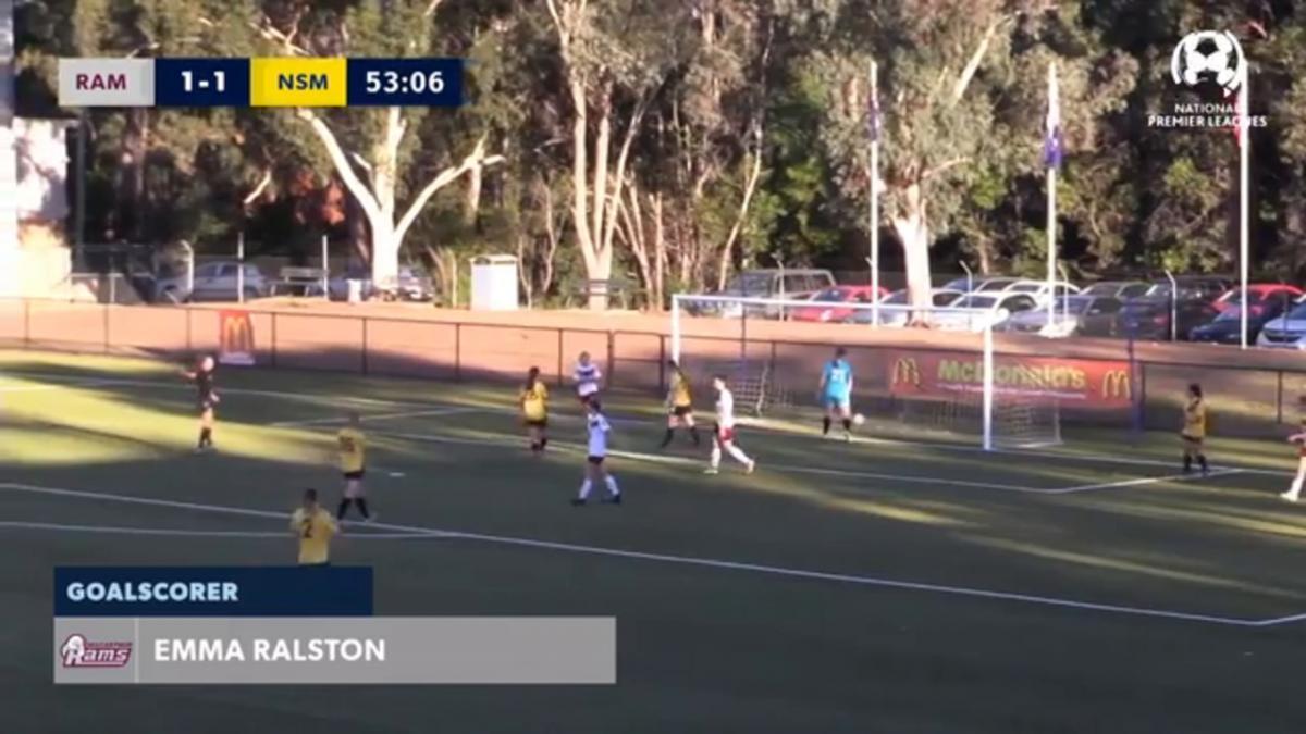 NPLW NSW Round 9 - Macarthur Rams vs North Shore Mariners Highlights