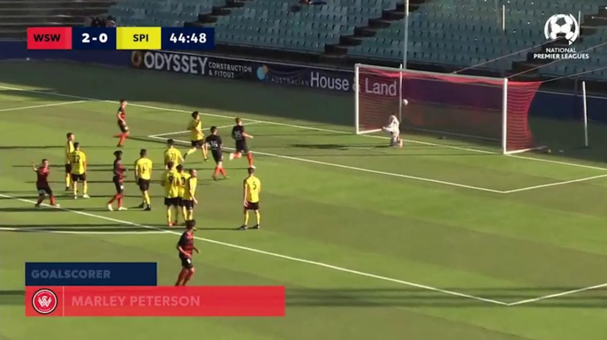 NPL 2 NSW Round 9 - Western Sydney Wanderers vs GHFA Spirit Highlights