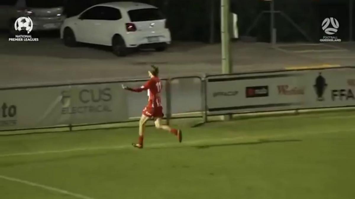 NPL QLD Round 15 – Olympic FC vs Gold Coast Knights Highlights