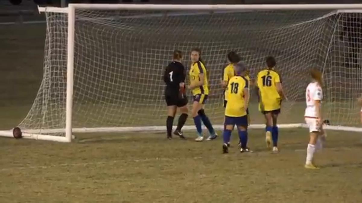 NPLW QLD  Round 13 – Gold Coast United vs Lions FC Highlights