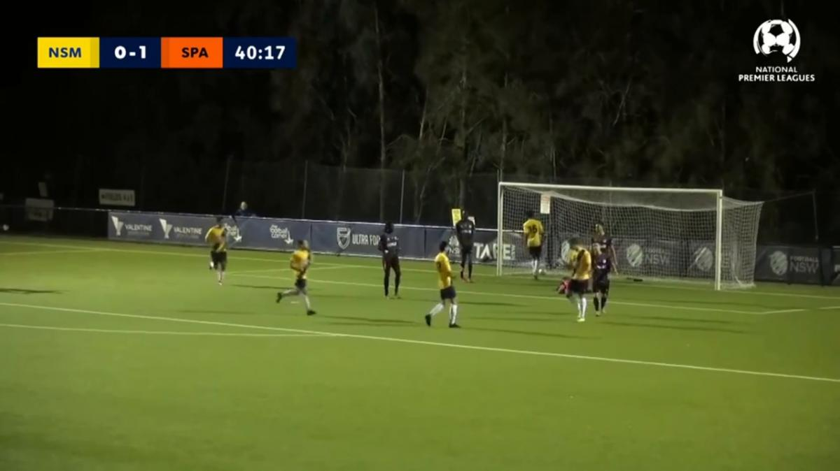 NPL 2 NSW Round 11 - North Shore Mariners v Blacktown Spartans Highlights